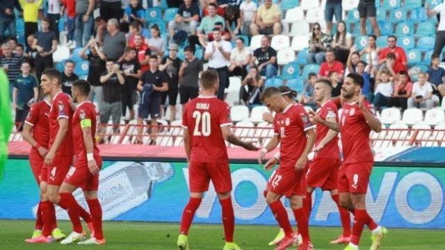 Srbija sigurna protiv Luksemburga, dva gola Mitrovića